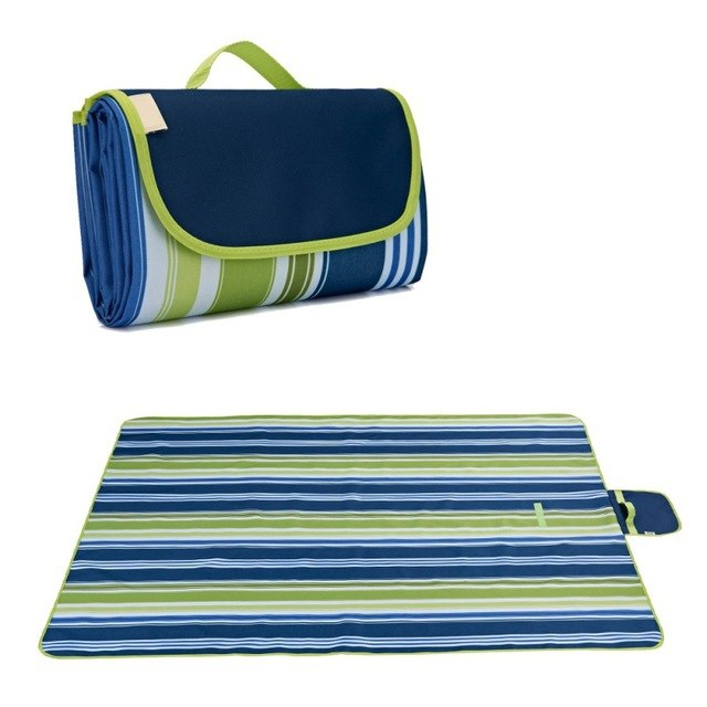 Sandless and Waterproof Beach Mat
