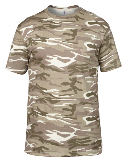 Camouflage Tee - outdoorchamp.de