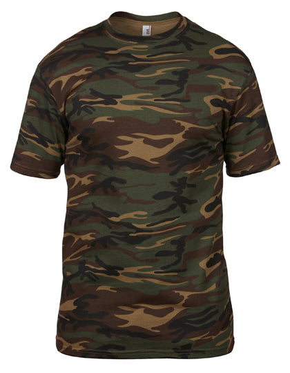Camouflage Tee- outdoorchamp