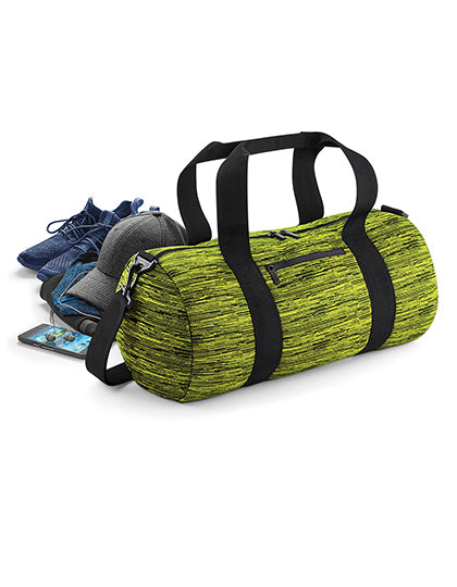 Duo Knit Barrel Bag- outdoorchamp