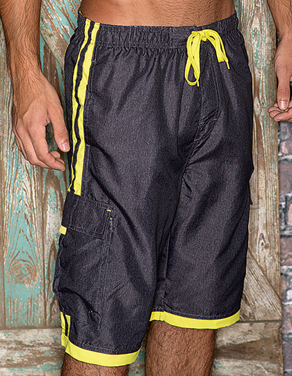 Striped Swim Trunks - outdoorchamp.de