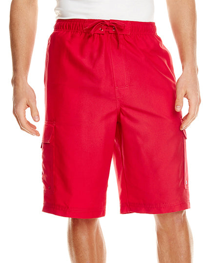 Striped Swim Trunks- outdoorchamp
