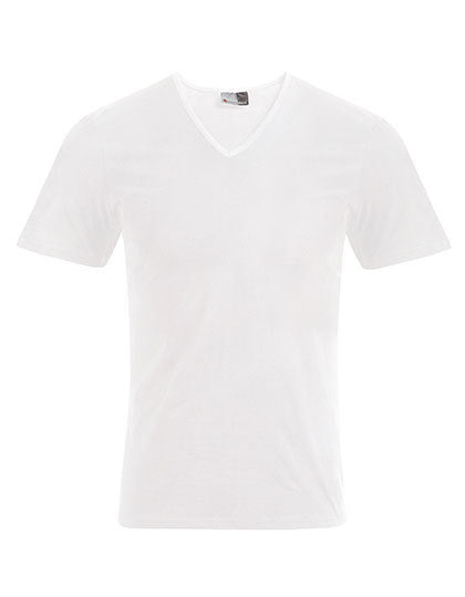 Men's Slim Fit V-Neck-T - outdoorchamp.de