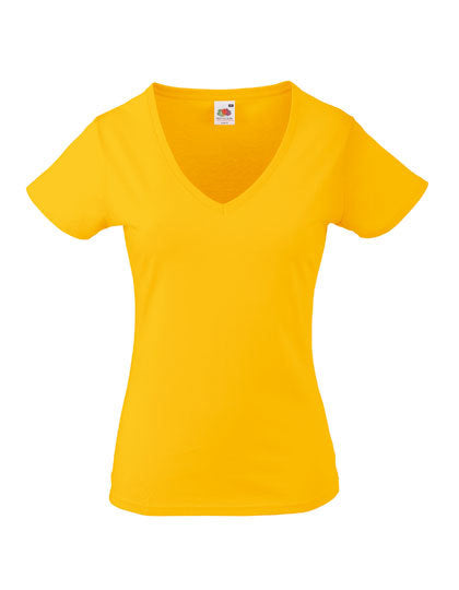 Valueweight V-Neck T Lady-Fit - outdoorchamp.de