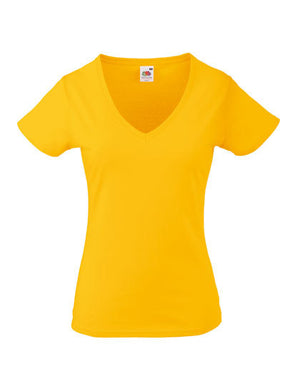 Valueweight V-Neck T Lady-Fit- outdoorchamp