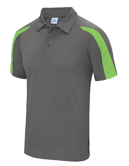 Contrast Cool Polo- outdoorchamp