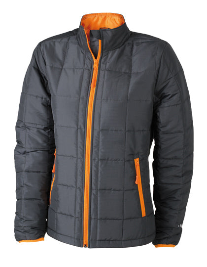 Ladies' Padded Light Weight Jacket- outdoorchamp