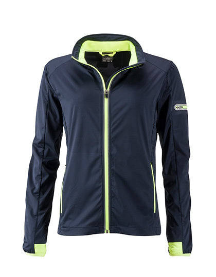Ladies' Sports Softshell Jacket