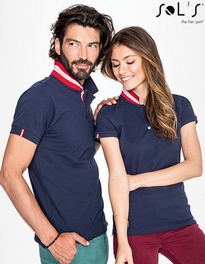 Women's Polo Shirt Patriot