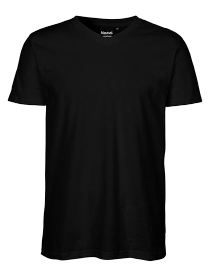 Mens V-neck T-Shirt- outdoorchamp