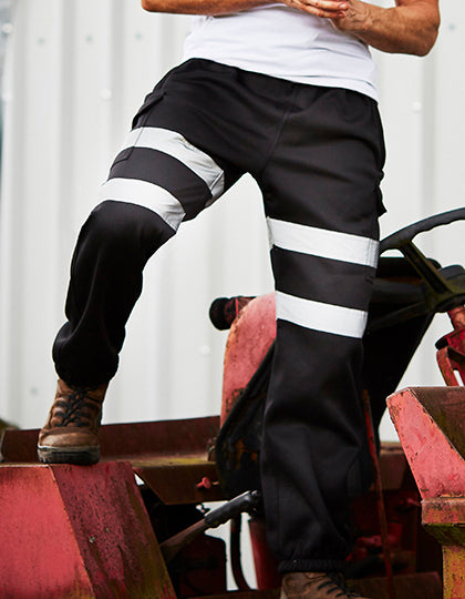 Hi Vis Jogging Bottoms - outdoorchamp.de