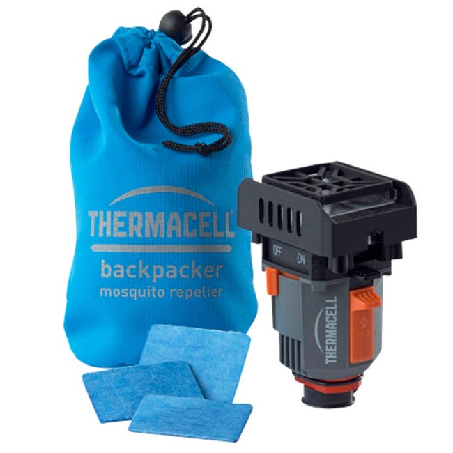 THERMACELL, Stechmückenabwehrgerät Backpacker