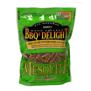 Pellets BBQ Delight Mesquite- outdoorchamp