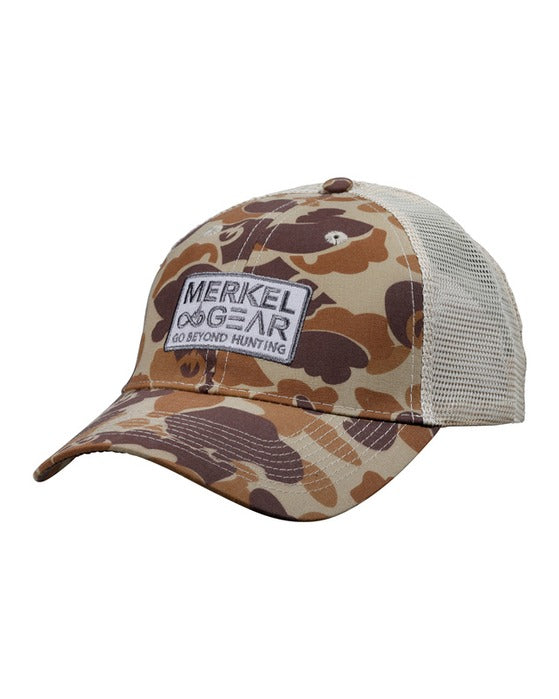 Camo Mesh Cap - outdoorchamp.de