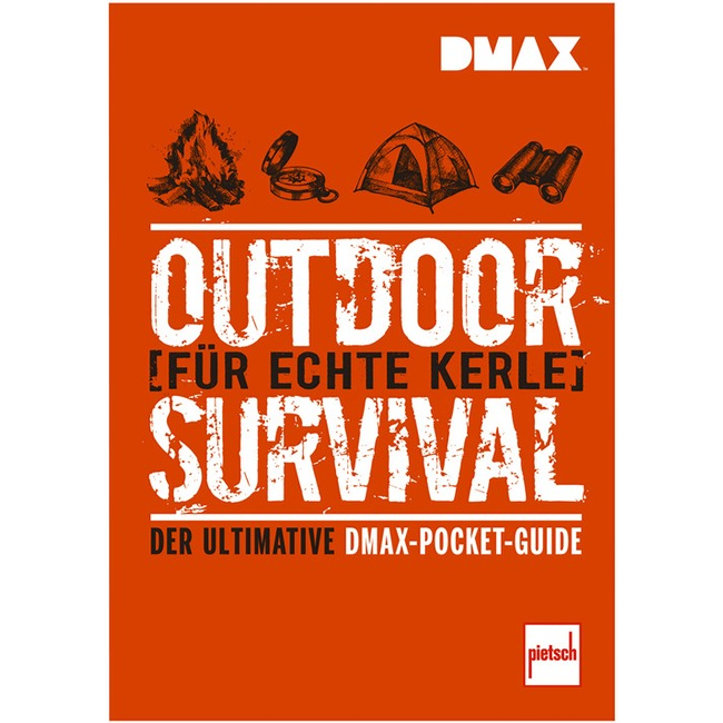 Outdoor-Survival für echte Kerle - outdoorchamp.de