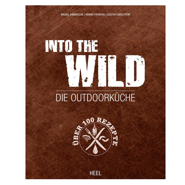Into the wild, Die Outdoorküche - outdoorchamp.de