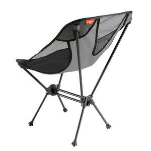 Sitzstuhl Leki Breeze anthrazit- outdoorchamp