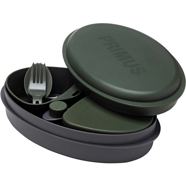 Outdoor-Speise Set Meal Set Oliv - outdoorchamp.de