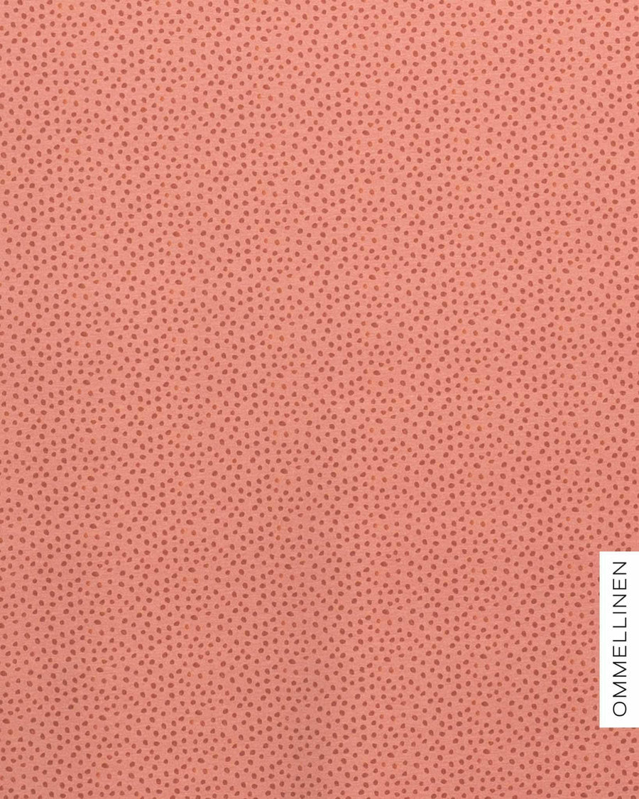 Stretch college, Dots - deep rose