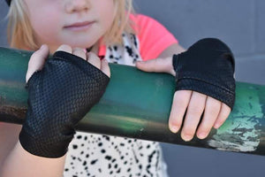 REPTILE SKIN Gloves for Kids and Adults