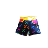 Rainbow X Shorts for kids