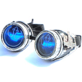 Steampunk Goggles for Kids, Teens and Adults Cosplay Halloween