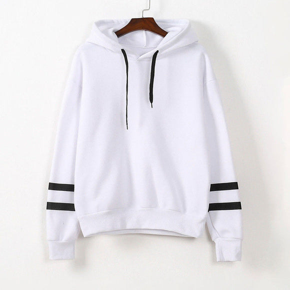 Warm Love Hooded Jumper