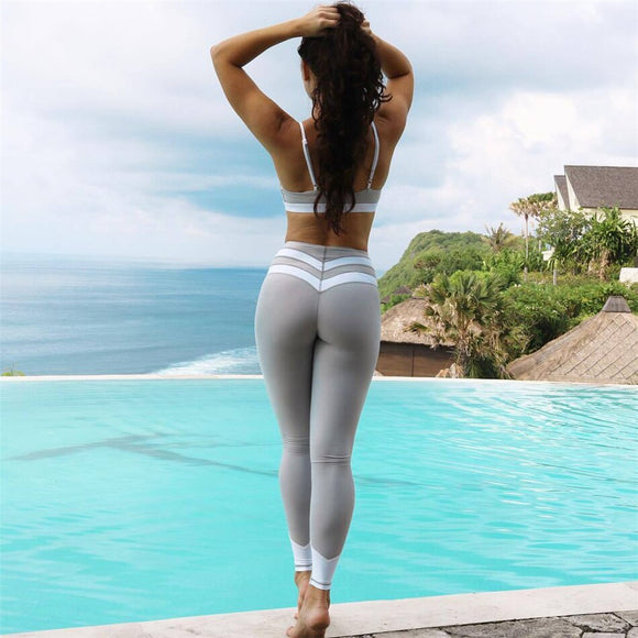 'Milana' Slim Breathable Gym leggings