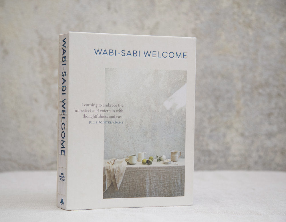 Wabi-Sabi Welcome
