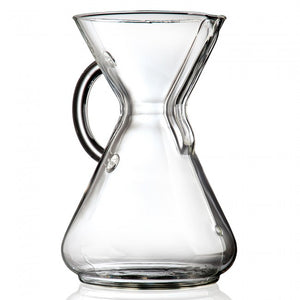 Chemex Six Cup Glass Handle