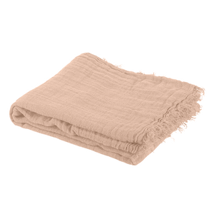 Fringed Bed Throw