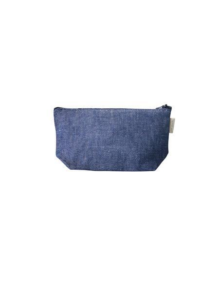 Romy Pouch - Denim Blue