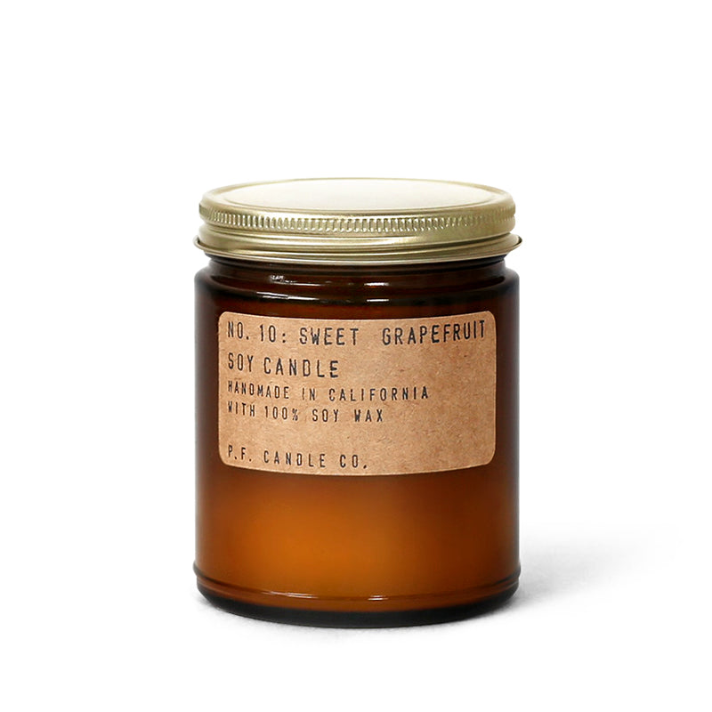 Soy Candle, No. 10: Sweet Grapefruit