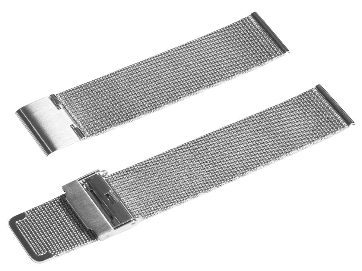 raymond and pearl swiss watches mesh watch strap