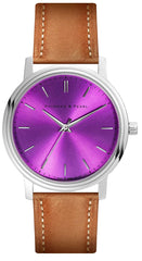 Intuition Purple - Leather Oak