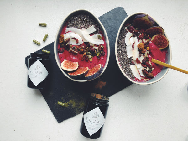 OSTER SMOOTHIE BOWL REZEPT
