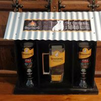 Bundaberg Rum Outback Shed Set