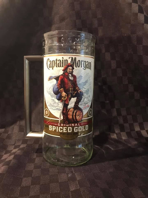 Captain Morgan Original label Spiced Rum  Stein
