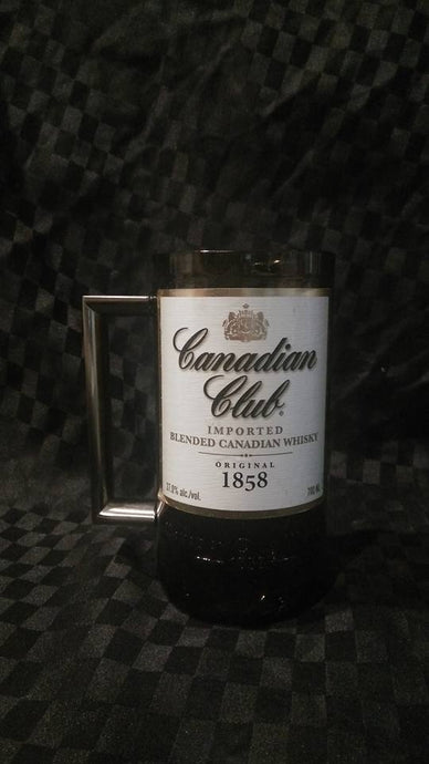 Canadian Club Original label Stein