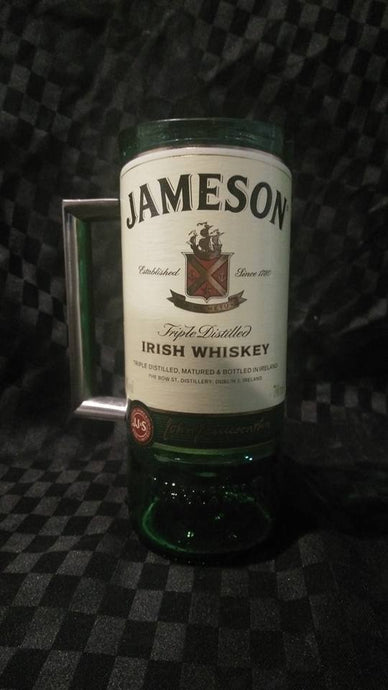 Jameson Irish Whiskey label Stein
