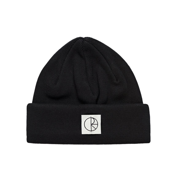 Double Fold Cotton Beanie