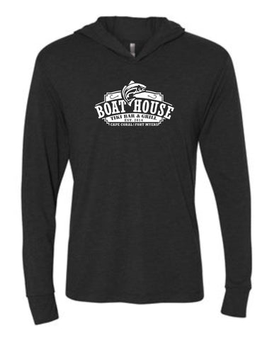 Boat House Long Sleeve Hooded Tee