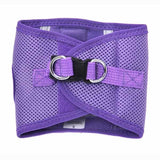 American River Ultra Choke-Free Mesh Dog Harness by Doggie Design - Purple
