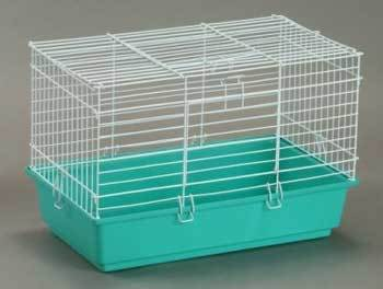 Prevue 3521 Select Small Animal Tub Cage 3ct 24x14x16