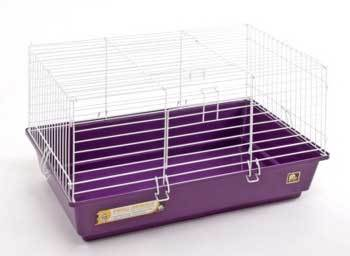 Prevue 3522 Select Small Animal Tub Cage 3ct 28x17x16