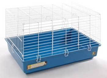 Prevue 3523 Select Small Animal Tub Cage 3ct 32x20x17