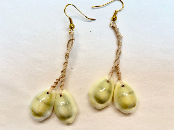 Cowrie Shell Jewelry