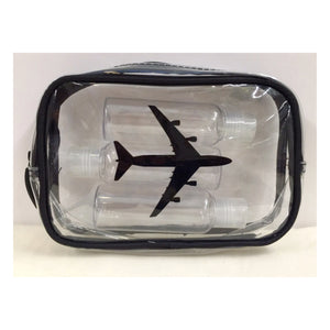 Clear Cosmetics Case