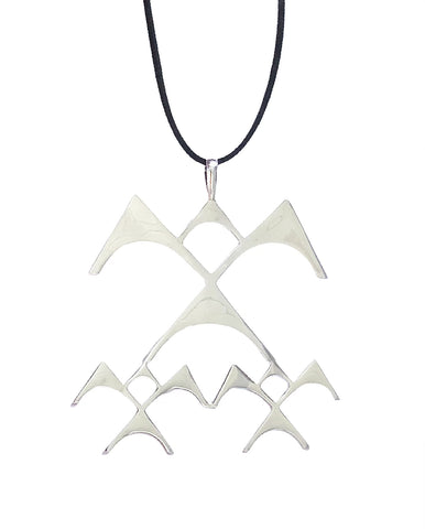 'Iwa Ne'ekau Flock Necklace