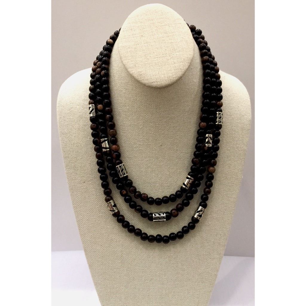 Kapa Beaded Necklace (Short)